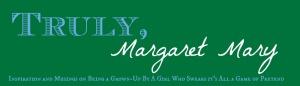 Truly, Margaret Mary logo